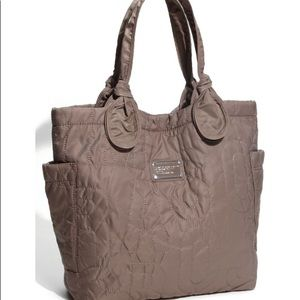 Taupe Marc by Marc Jacobs Tote Bag